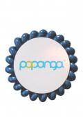 Papanga Classic veľká - modrý oceán