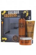 TIGI Bed Head Colour Goddess šampón 400 ml + kondicionér 200 ml + maska 200 g