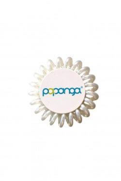 Papanga Classic malá - perleťová biela