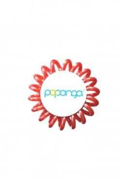 Papanga Classic malá - ružovo-červená
