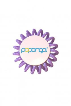 Papanga Classic malá - svetlá fialová
