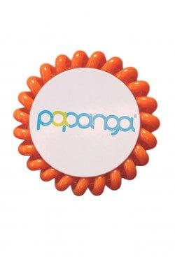 Papanga Classic veľká - sýto-oranžová