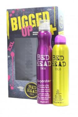 TIGI Bed Head Bigged Up tužidlo 311 ml + suchý šampón 238 ml