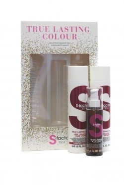 TIGI S-Factor True Lasting Colour šampón 250 ml + kondicionér 250ml + olej 100 ml