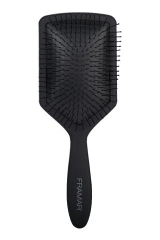 Framar Black to the Future Paddle Brush