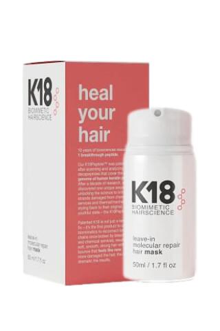 K18 Hair Molecular Repair Leave-in Mask 50 ml