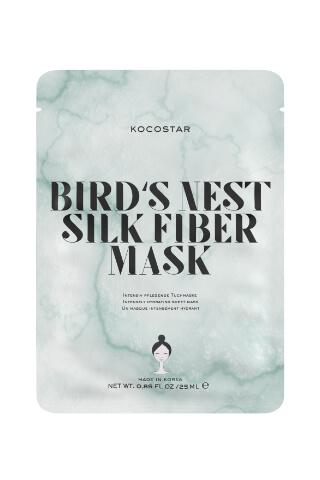 Kocostar Bird's Nest Silk Fiber pleťová maska 25 ml