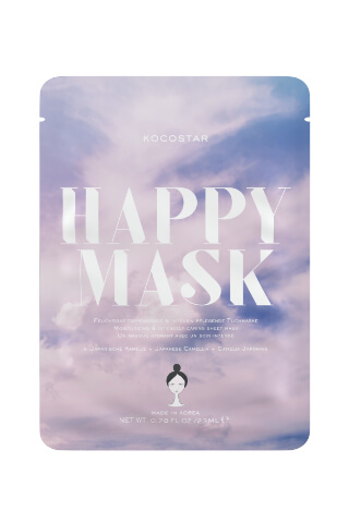 Kocostar Camellia Happy Mask pleťová maska 23 ml