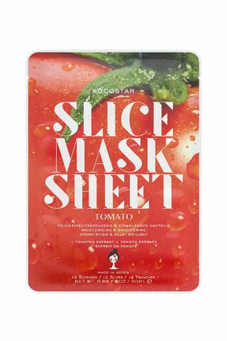 Kocostar Slice Mask Sheet Tomato pleťová maska 20 ml