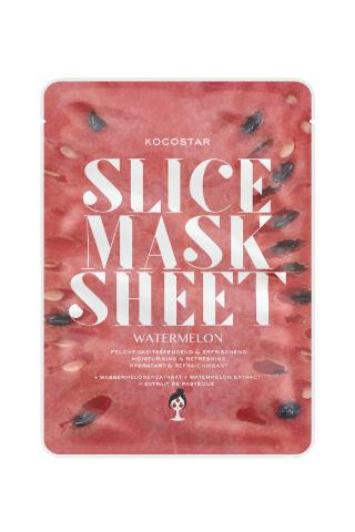 Kocostar Slice Mask Sheet Watermelon pleťová maska 20 ml