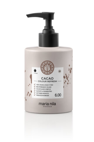 Maria Nila Colour Refresh Cacao maska s farebnými pigmentami 300 ml
