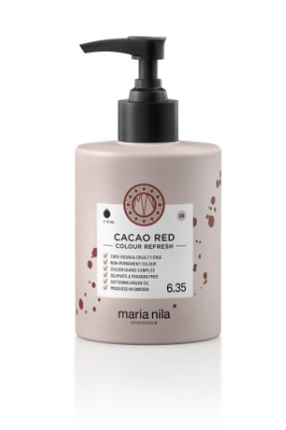 Maria Nila Colour Refresh Cacao Red maska s farebnými pigmentami 300 ml