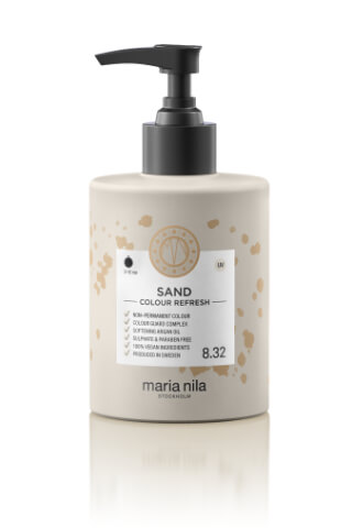Maria Nila Colour Refresh Sand maska s farebnými pigmentami 300 ml