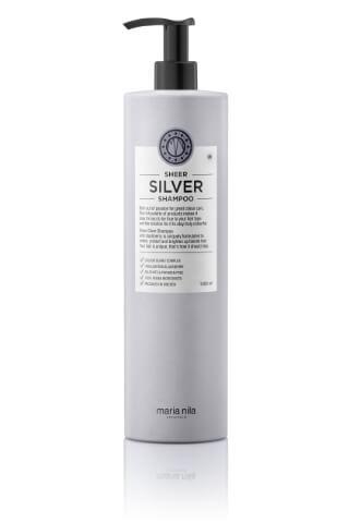 Maria Nila Sheer Silver Shampoo 1000 ml
