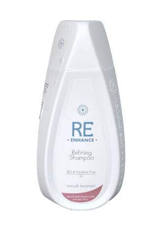 Nanokeratin System Re-enhance Refining šampón na chemicky ošetrené vlasy a citlivé vlasy 320 ml