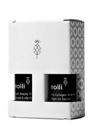 Noili Light Travel Kit na normálnu a mastnú pleť 2 x 15 ml