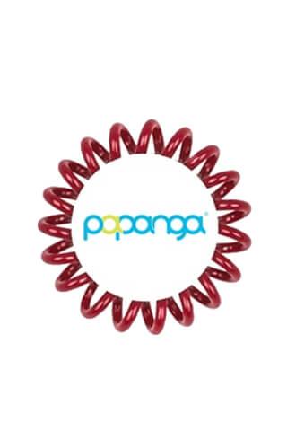 Papanga Classic malá - kráľovská červená