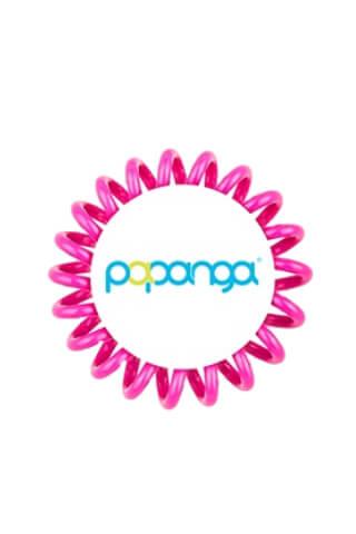 Papanga Classic malá - dračia ružová