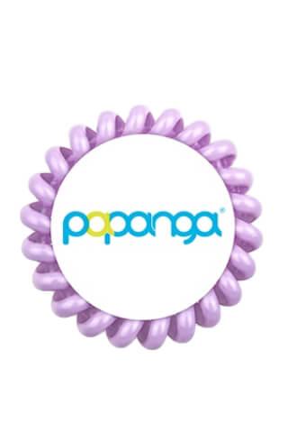Papanga Classic veľká - pastelová fialová