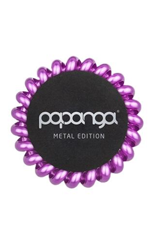 Papanga Metal Edition veľká - fialová