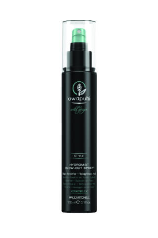 Paul Mitchell Awapuhi Wild Ginger HydroMist Blow-Out Spray 150 ml