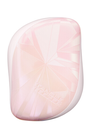 Tangle Teezer Compact Styler Smashed Holo Pink