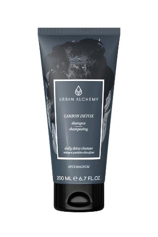 Urban Alchemy Opus Magnum Carbon Detox Shampoo 200 ml
