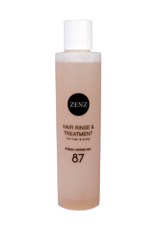 ZENZ Hair Rinse & Treatment Fresh Herbs No.87 (200 ml)