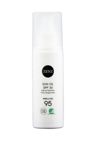 ZENZ Oil SPF 30 Vanilla No.95 (150 ml)
