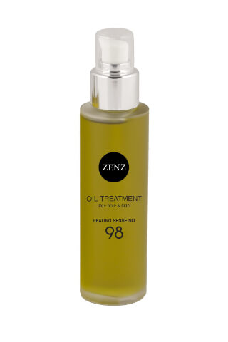 ZENZ Oil Treatment Healing Sense No.98 (100 ml)