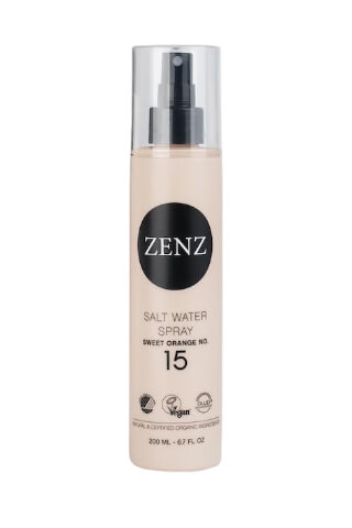 ZENZ Salt Spray Sweet Orange No.15 Medium Hold (200 ml)