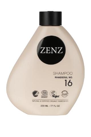 ZENZ Treatment Shampoo Rhassoul No.16 (230 ml)