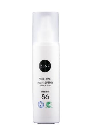 ZENZ Volume Hair Spray No.86 Medium Hold (200 ml)