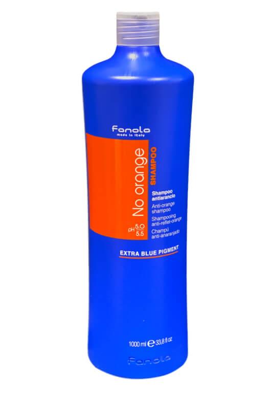 Fanola No orange šampón na neutralizáciu medených odleskov 1000 ml