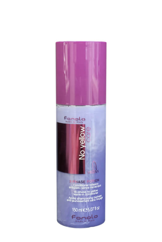 Fanola No Yellow 2-Phase Potion 150 ml