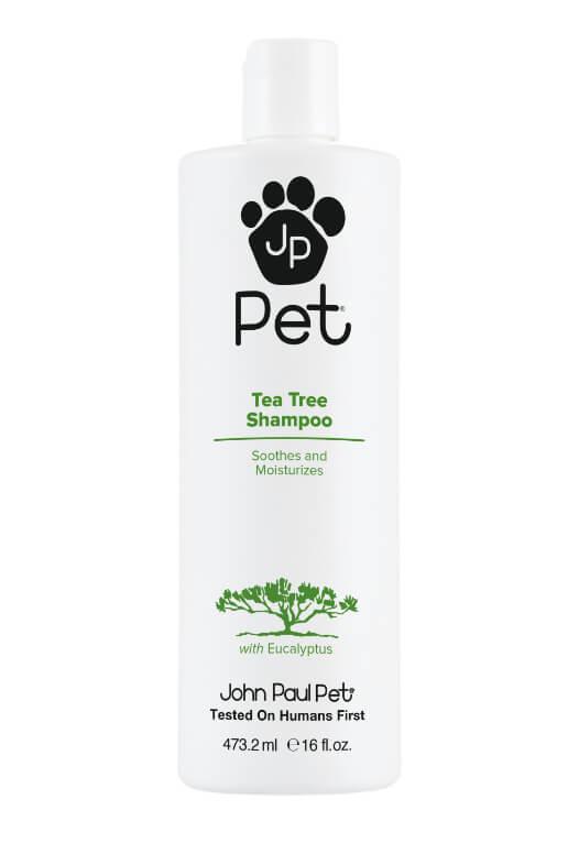 John Paul Pet Tea Tree Shampoo 473 ml
