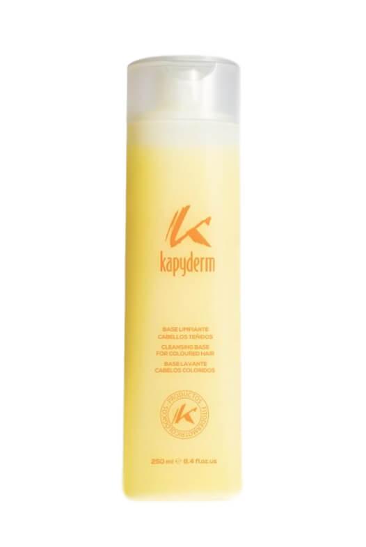 Kapyderm Šampón na farbené vlasy 250 ml