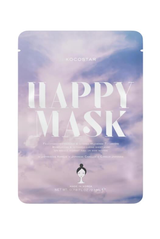 Kocostar Camellia Happy Mask pleťová maska