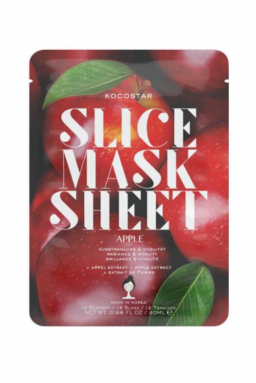 Kocostar Slice Mask Sheet Apple pleťová maska