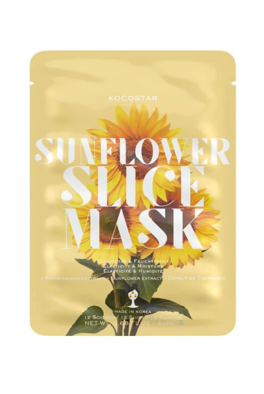 Kocostar Sunflower Slice Mask pleťová maska 20 ml