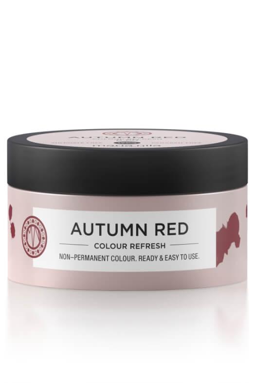 Maria Nila Colour Refresh Autumn Red maska s farebnými pigmentami 100 ml