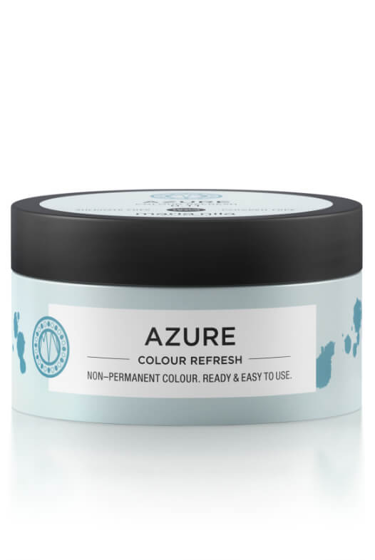 Maria Nila Colour Refresh Azure maska s farebnými pigmentami 100 ml