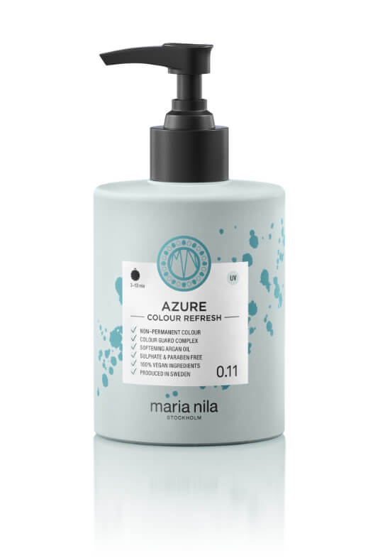 Maria Nila Colour Refresh Azure maska s farebnými pigmentami 300 ml