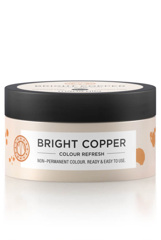 Maria Nila Colour Refresh Bright Copper maska s farebnými pigmentami 100 ml