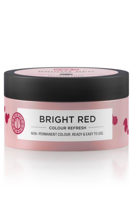 Maria Nila Colour Refresh Bright Red maska s farebnými pigmentami 100 ml