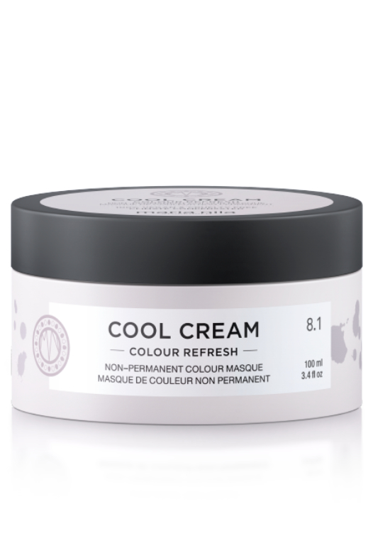Maria Nila Colour Refresh Cool Cream maska s farebnými pigmentami 100 ml