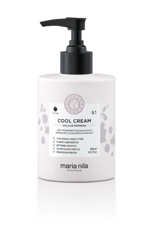 Maria Nila Colour Refresh Cool Cream maska s farebnými pigmentami 300 ml