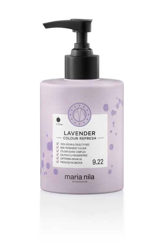Maria Nila Colour Refresh Lavender maska s farebnými pigmentami 300 ml