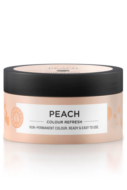 Maria Nila Colour Refresh Peach maska s farebnými pigmentami 100 ml