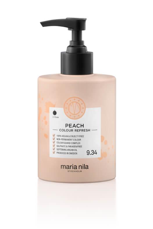 Maria Nila Colour Refresh Peach maska s farebnými pigmentami 300 ml